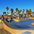 Stock Photo: Venice Beach, United States