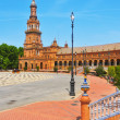 Plaza de Espana in Seville, Spain — Stock Photo #22945236