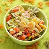 Pasta salad — Stock Photo
