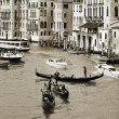 Stock Photo: Grand Canal in Venice, Italy