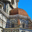 Basilica di Santa Maria del Fiore in Florence, Italy — Stock Photo