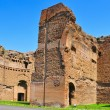 Baths of Caracalla in Rome, Italy — Stock Photo