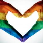 Gay love — Stock Photo