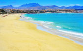 Playa Esmeralda in Fuerteventura, Canary Islands, Spain — Stock Photo