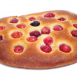 Stock Photo: Cocamb cireres, typical catalcake for Feast of Corpus Chris