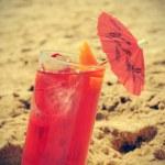 Summer on the beach — Stock Photo #26735525