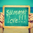 Summer love — Stock Photo #27261061