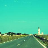 Far de la Mola in Formentera, Balearic Islands, Spain — Stock Photo