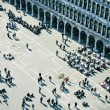 PiazzSMarco in Venice, Italy — Stock Photo #28079693