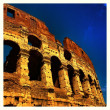 Colosseum in Roma — Stock Photo