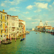 The Grand Canal in Venice — Stock Photo #28208865