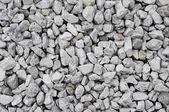 Crushed stone background — Stock Photo