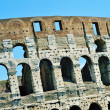 The Coliseum in Rome, Italy — Stock Photo