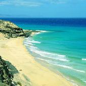 Butihondo Beach in Fuerteventura, Canary Islands, Spain — Stock Photo