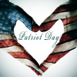 Patriot day — Stock Photo