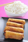 Chinese food — Stockfoto