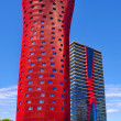 Hotel Porta Fira in Barcelona, Spain — Stockfoto