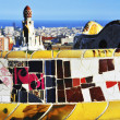 Park Guell in Barcelona, Spain — Stock Photo #31664085