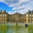 Jardin du Luxembourg in Paris, France — Stock Photo
