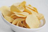 Low fat potato chips — Stock Photo