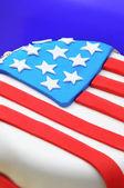 American cake — Stock Photo