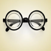 Short-sighted glasses — Stock Photo