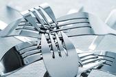 Forks — Stock Photo