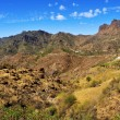 Landscape in Gran Canaria, Spain — Stock Photo