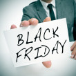 Black friday — Stock Photo #35282403