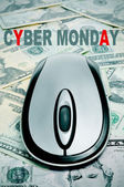 Cyber monday — Stock Photo