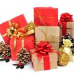 Christmas gifts — Stock Photo #35821765