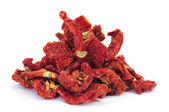 Sun-dried tomatoes — Stock Photo