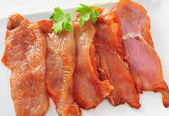 Raw chicken meat — Stock Photo