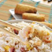 Chinese fried rice — Stock Photo