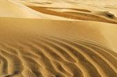 Natural Reserve of Dunes of Maspalomas, in Gran Canaria, Spain — Stock Photo