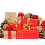 Christmas gifts — Stock Photo #37190295