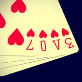 Amor — Foto Stock
