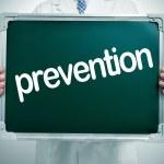 Prevention — Stock Photo