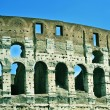 Stock Photo: The Coliseum in Rome, Italy