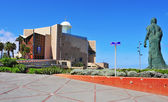 Auditorio Alfredo Kraus in Las Palmas de Gran Canaria, Spain — Stock Photo
