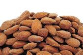 Shelled almonds — Stock Photo