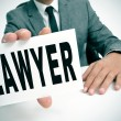 Lawyer — Stockfoto #41559015