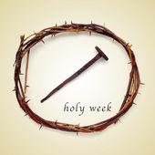Holy week — Stock Photo