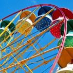 Ferris wheel — Stock Photo #42215529