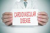 Cardiovascular disease — Stock Photo