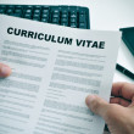Curriculum vitae — Stock Photo #45845313