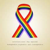 Journée internationale contre l'homophobie, la biphobie et la transphobie — Photo