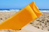 Sunscreen — Foto Stock
