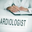 Cardiologist — Stock Photo #47044723