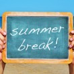 Summer break — Stock Photo #47192935